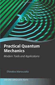Practical Quantum Mechanics: Modern Tools and Applications (Hardcover)-cover