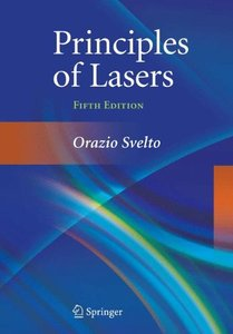 Principles of Lasers, 5/e (Hardcover)-cover