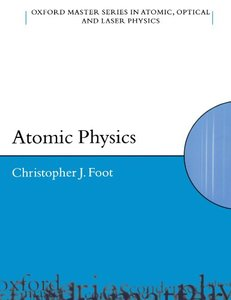 Atomic Physics (Paperback)-cover