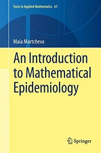 An Introduction to Mathematical Epidemiology 2015 Edition(Hardcover)-cover