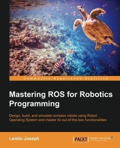 Mastering ROS for Robotics Programming (Paperback)-cover