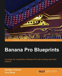 Banana Pi Blueprints Paperback – January 6, 2016-cover