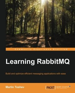 Learning RabbitMQ Paperback – January 6, 2016-cover