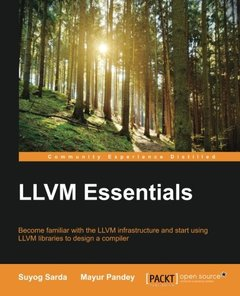 LLVM Essentials(Paperback)-cover