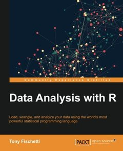 Data Analysis with R Paperback – December 22, 2015-cover