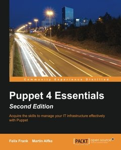 Puppet Essentials,  2/e(Paperback)-cover