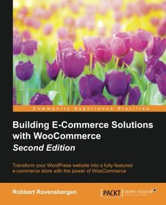 Building E-Commerce Solutions with WooCommerce,  2/e(Paperback)-cover