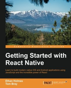 Getting Started with React Native (Paperback)-cover