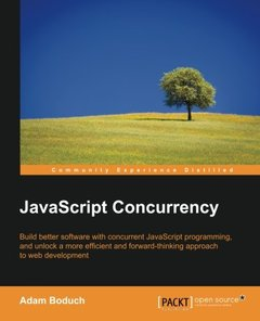 JavaScript Concurrency Paperback – January 6, 2016-cover