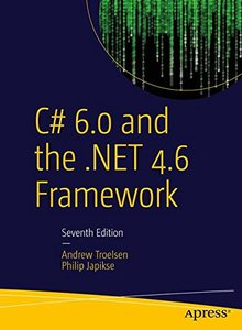 C# 6.0 and the .Net 4.6 Framework, 7/e (Paperback)(快遞進口)-cover