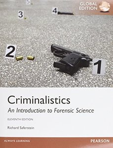 Criminalistics: An Introduction to Forensic Science, Global Edition, 11/e (Paperback)-cover