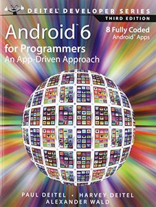 Android 6 for Programmers: An App-Driven Approach, 3/e (Paperback)-cover