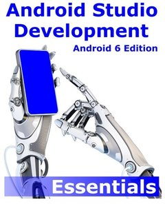 Android Studio Development Essentials - Android, 6/e (Paperback)-cover