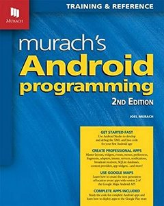 Murach's Android Programming, 2/e(Paperback)-cover