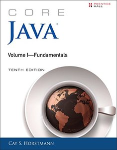 Core Java Volume I--Fundamentals, 10/e (Paperback)-cover