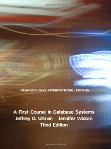 A First Course in Database Systems, 3/e (NIE-Paperback)-cover