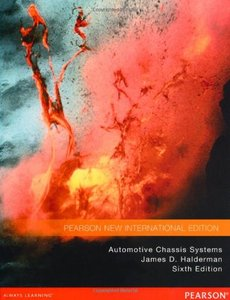 Automotive Chassis Systems, 6/e (NIE-Paperback)-cover
