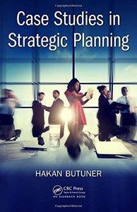 Case Studies in Strategic Planning (Hardcover)-cover