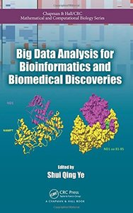 Big Data Analysis for Bioinformatics and Biomedical Discoveries (Hardcover)-cover