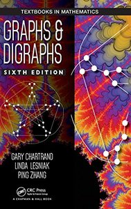 Graphs & Digraphs, 6/e (Hardcover)-cover