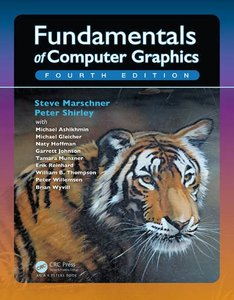 Fundamentals of Computer Graphics, 4/e (Hardcover)-cover