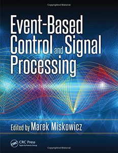 Event-Based Control and Signal Processing (Hardcover)-cover