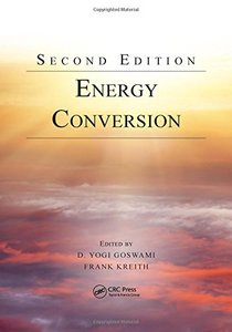 Energy Conversion, 2/e (Hardcover)-cover
