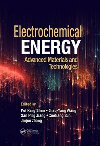 Electrochemical Energy: Advanced Materials and Technologies (Hardcover)-cover