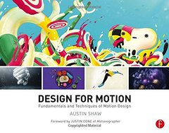Design for Motion: Fundamentals and Techniques of Motion Design (Paperback)-cover