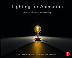 Lighting for Animation: The Art of Visual Storytelling (Paperback)-cover