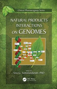 Natural Products Interactions on Genomes (Hardcover)-cover