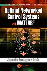 Optimal Networked Control Systems with MATLAB (Hardcover)-cover