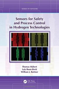 Sensors for Safety and Process Control in Hydrogen Technologies (Hardcover)-cover