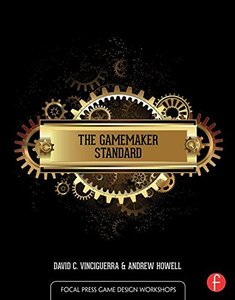 The GameMaker Standard (Paperback)-cover