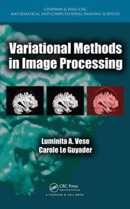 Variational Methods in Image Processing  (Hardcover)-cover