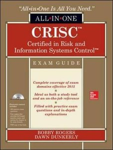 CRISC Certified in Risk and Information Systems Control All-in-One Exam Guide (CD-ROM)-cover