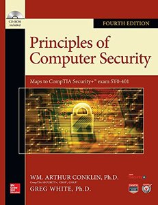 Principles of Computer Security, 4/e (Paperback)-cover
