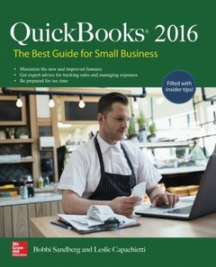 QuickBooks 2016: The Best Guide for Small Business, 2/e (Paperback)-cover