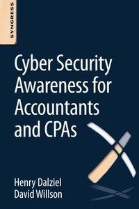Cyber Security Awareness for Accountants and CPAs (Paperback)-cover
