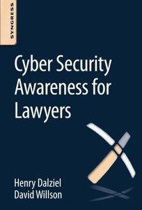 Cyber Security Awareness for Lawyers (Paperback)-cover