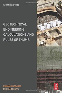 Geotechnical Engineering Calculations and Rules of Thumb, 2/e (Paperback)-cover