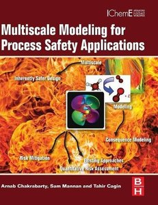 Multiscale Modeling for Process Safety Applications (Hardcover)-cover