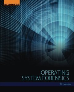 Operating System Forensics (Paperback)-cover