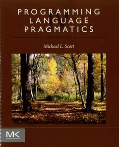 Programming Language Pragmatics, 4/e (Paperback)-cover
