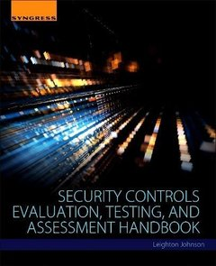 Security Controls Evaluation, Testing, and Assessment Handbook (Paperback)-cover