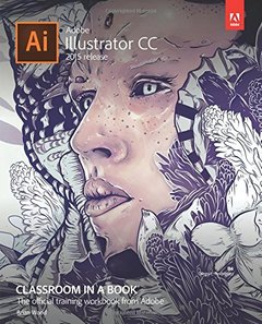 Adobe Illustrator CC Classroom in a Book (2015 release) (Paperback)-cover