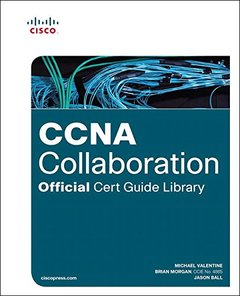 CCNA Collaboration Official Cert Guide Library (Exams CICD 210-060 and CIVND 210-065) (Hardcover)-cover