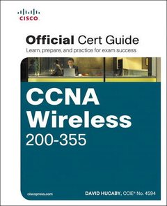 CCNA Wireless 200-355 Official Cert Guide (Hardcover)-cover