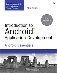 Introduction to Android Application Development: Android Essentials, 5/e (Paperback)-cover
