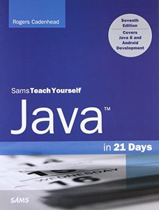 Sams Teach Yourself Java in 21 Days, 7/e (Paperback)-cover
